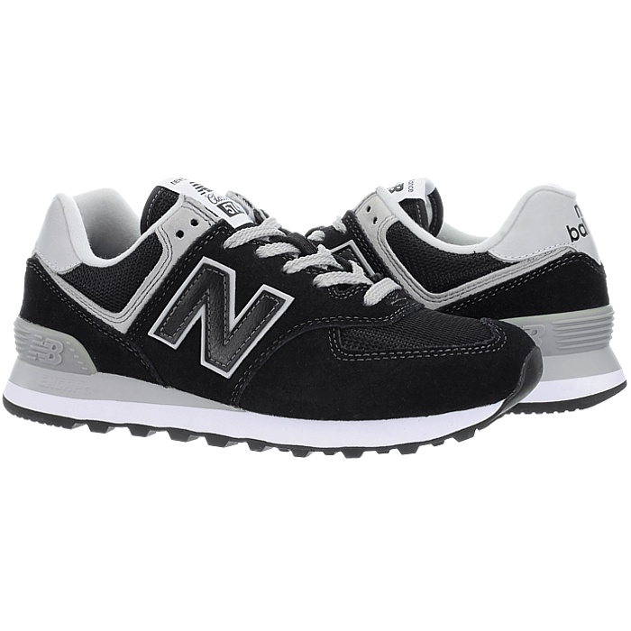New-Balance-wl574-Femmes-Low-top-Baskets-5-Couleurs-Daim-Chaussures-Loisirs-Neuf miniature 19