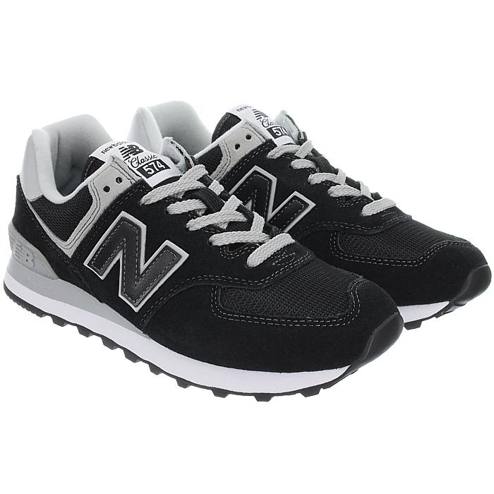 New-Balance-wl574-Femmes-Low-top-Baskets-5-Couleurs-Daim-Chaussures-Loisirs-Neuf miniature 20