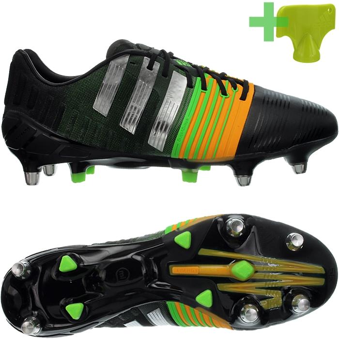 Soccer 0 Adidas Blacksilver Trx Nitrocharge 1 Sg Cleats Men's qxOYzx