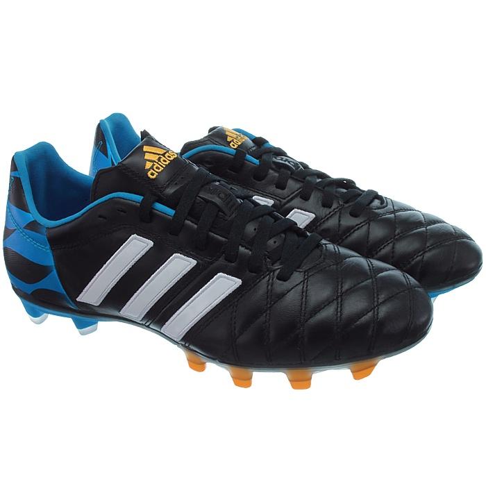 015ce61c6019 Adidas 11pro FG Profi soccer cleats for men blue or black smooth ...