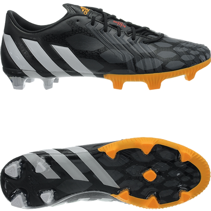adidas Predator Firm Instinct FG Firm Predator Ground Mens Football BOOTS Black UK 7aed5d