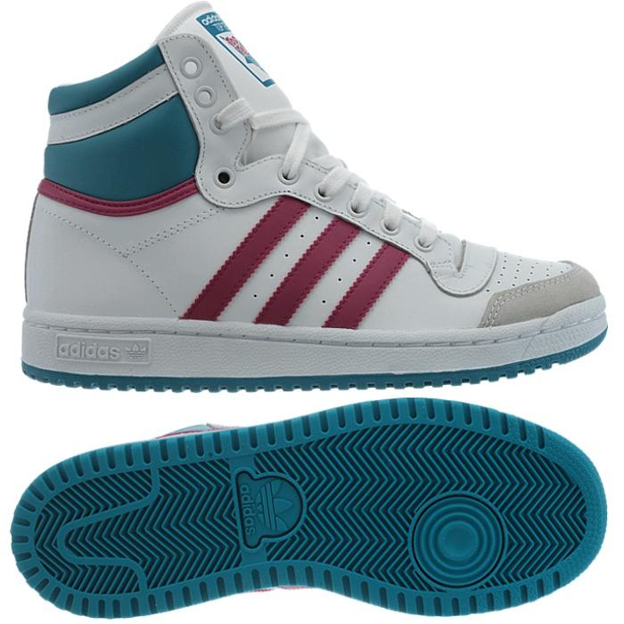Adidas Top Ten Hi J Shoes