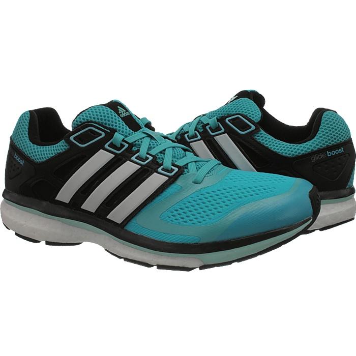 Adidas Snova Glide 6W oliv türkis Damen Laufschuhe Supernova Running Jogging Neu
