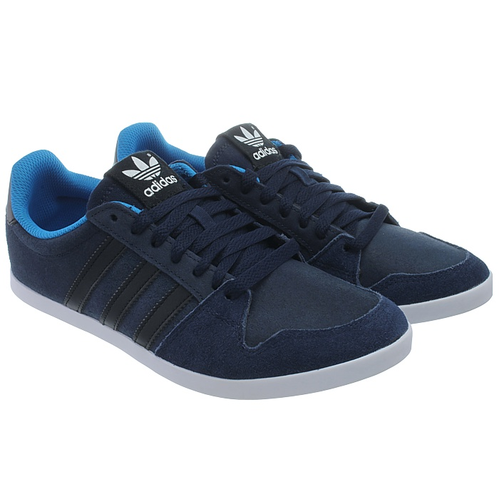 Details zu Adidas Adilago Low Herren Freizeitschuhe grau oder blau lowtop Sneaker Wildleder