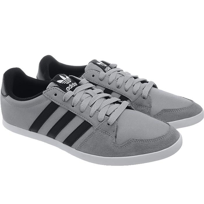 Adidas Adilago Low Herren lowtop Freizeitschuhe grau oder blau lowtop Herren Sneaker Wildleder 57fac1