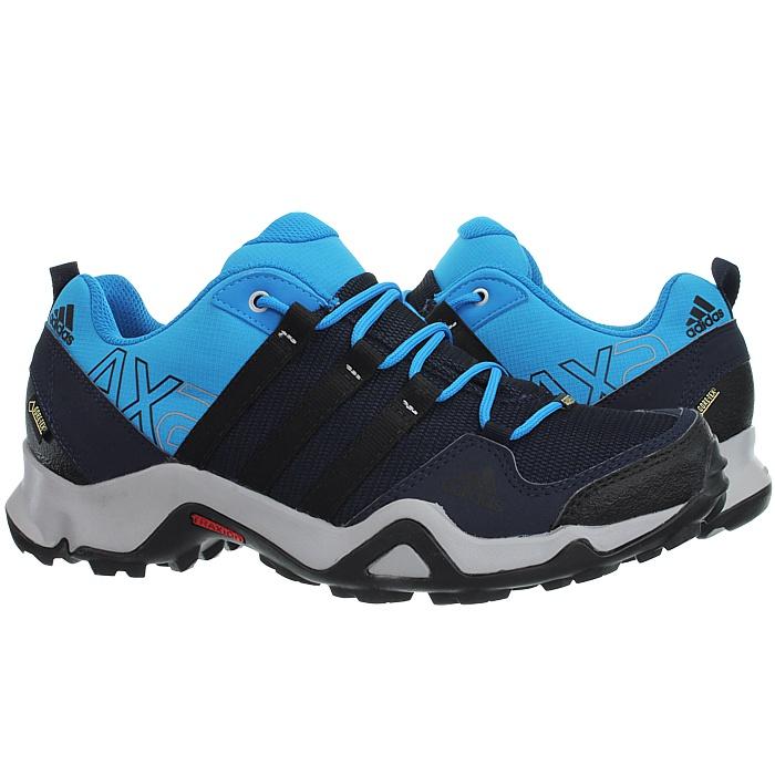 adidas Terrex AX2 GORE TEX Outdoorschuh in Farbe royalblau