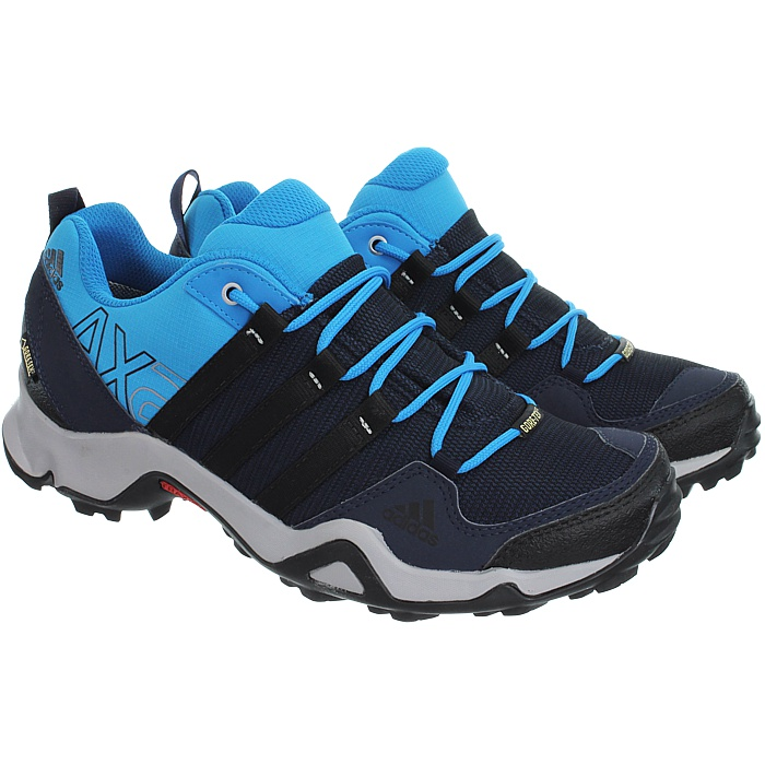 Details about Adidas AX2 GTX Blue Men's Trekking Shoes Outdoor Hiking Shoes Goretex New show original title