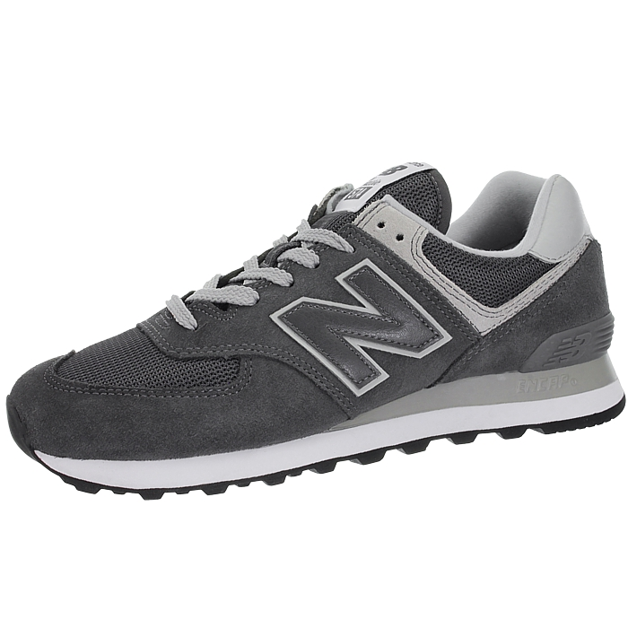 New-Balance-ml574-Classic-574-Hommes-Daim-Low-top-Baskets-RARE-NEUF miniature 5