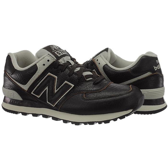 New Balance ML574 Leder Fashion Herren Vollleder Fashion Leder Sneakers Schuhe 3 Farben 98f05c