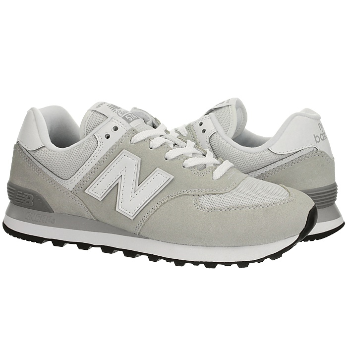 New-Balance-ml574-Classic-574-Hommes-Daim-Low-top-Baskets-RARE-NEUF miniature 15