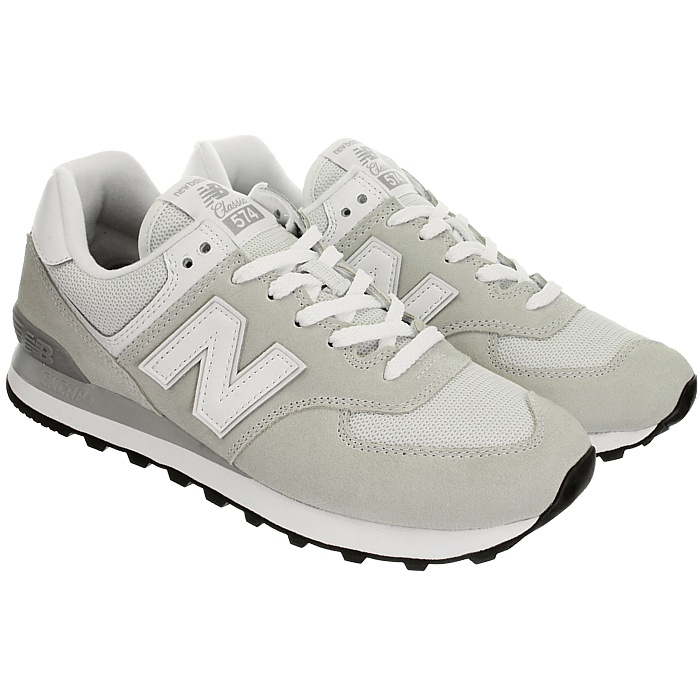 New-Balance-ml574-Classic-574-Hommes-Daim-Low-top-Baskets-RARE-NEUF miniature 16