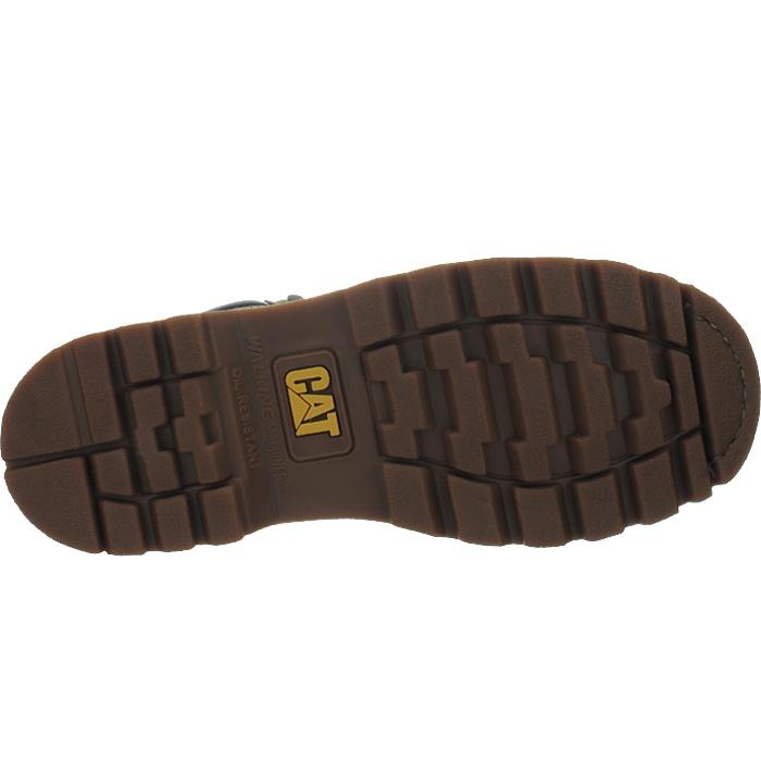 Caterpillar-Colorado-Noir-Marron-Beige-Messieurs-Cuir-Boots-Bottes-6-Couleurs-Neuf miniature 25