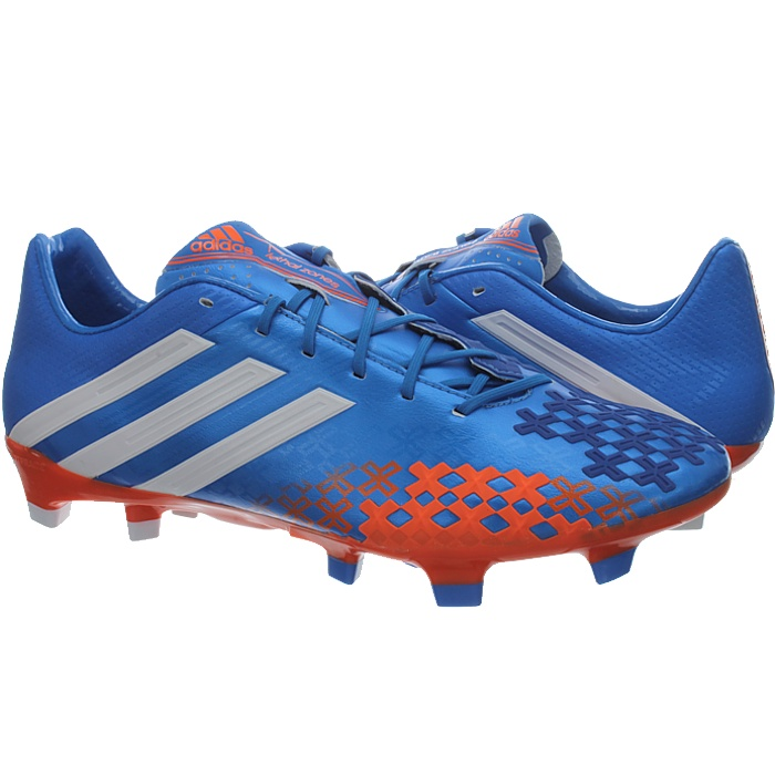 online retailer 57940 f3ed9 ADIDAS-Predator-LZ-TRX-FG-Verde-Blu-Rosa-