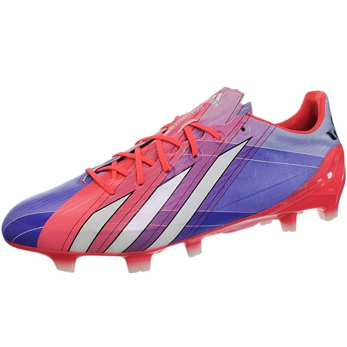 715152ef69e Adidas Adizero F50 TRX FG SYN Messi red pruple men s soccer cleats ...