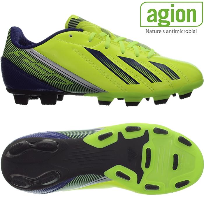 Adidas F5 TRX FG J neongelb grün Nocken Kinder Fußballschuhe Der Adidas F5  im Design des F50... Q33919