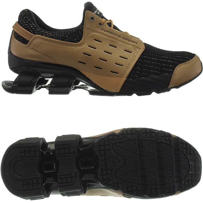 new product fc918 54ec1 Details about Adidas Porsche Design S4 Bounce brown black Rare! collectors  Fashion Shoes NEW