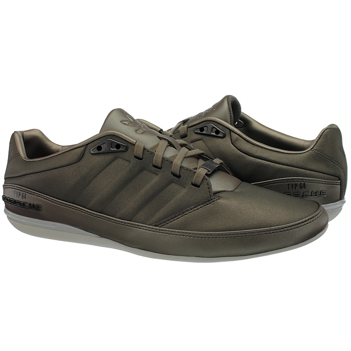 Details about Adidas Porsche Type 64 Mens Low-Top Sneakers Black or Brown  Leisure New- show original title