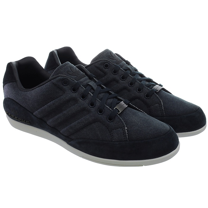 da1ccba7 ... comfortable elegance are hallmarks of the adidas Originals Porsche  designs. Featuring a canvas upper with strategically placed nubuck overlays  the 356 ...