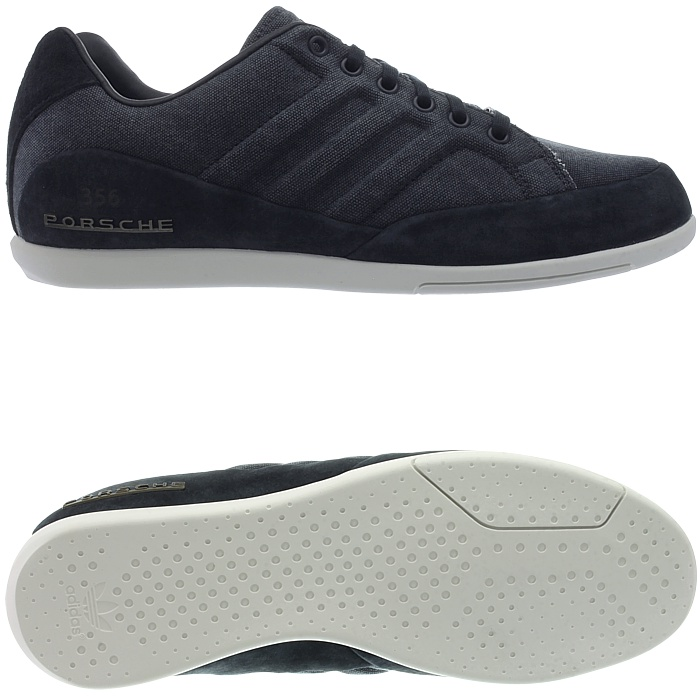 wholesale dealer d957c 8c318 ... comfortable elegance are hallmarks of the adidas Originals Porsche  designs. Featuring a canvas upper with strategically placed nubuck overlays  the 356 ...