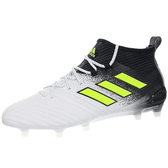 Adidas-Ace-17-1-FG-Nocken-Herren-Profi-Fusballschuhe-orange-weis-turkis-NEU miniatuur 13