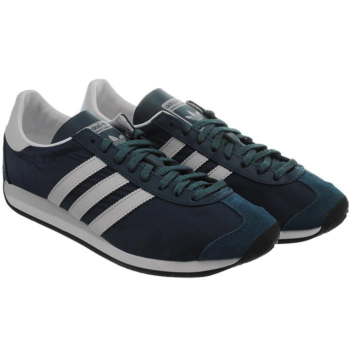 ADIDAS COUNTRY OG Herren low top Sneakers blau oder schwarz