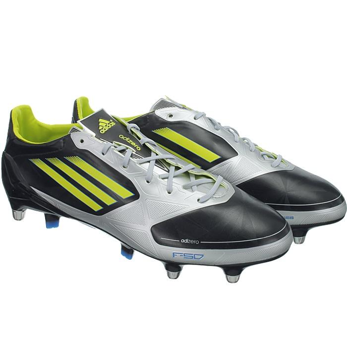 Détails sur Adidas f50 Adizero xtrx sg lea Orange Bleu Cuir Chaussures de foot nouveau OVP afficher le titre d'origine