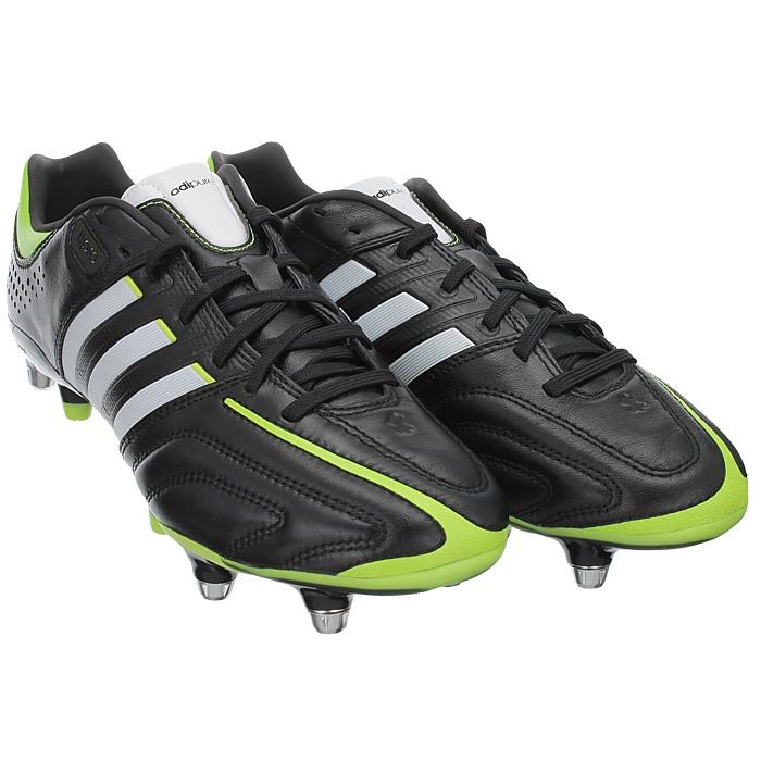 buy popular 4d646 906a5 Adidas-ADIPURE-11PRO-XTRX-SG-Leder-Fussballschuhe-Stollen-