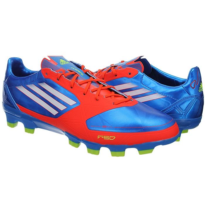new styles 0f57c 69ddb Adidas-F50-ADIZERO-TRX-HG-Fussballschuhe-Nocken-schwarz-