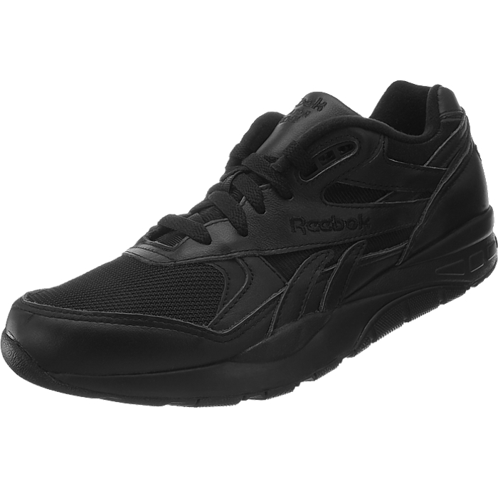 9a4f7132f17 Details about Reebok Ventilator Supreme Leather men s sneakers black  walking shoes trainers