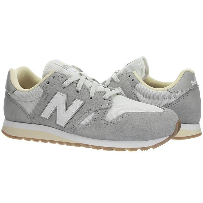 New-Balance-wl520-Rose-Ou-Gris-Femmes-Daim-Low-top-Baskets-Chaussures-NEUF miniature 3