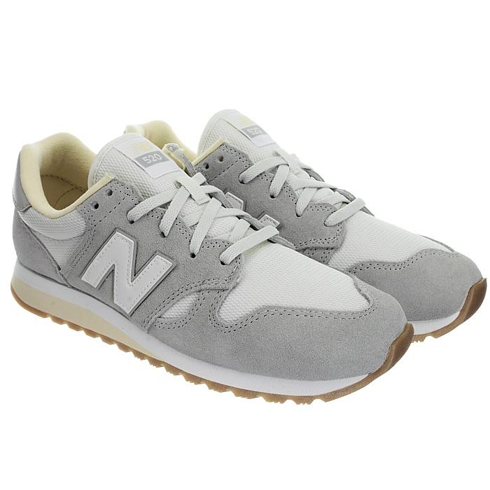 New-Balance-wl520-Rose-Ou-Gris-Femmes-Daim-Low-top-Baskets-Chaussures-NEUF miniature 4