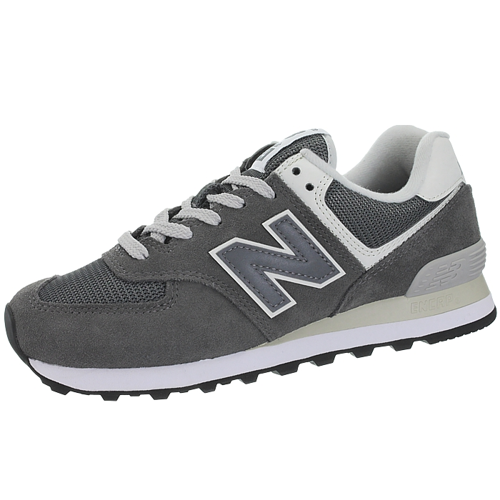 New-Balance-wl574-Femmes-Low-top-Baskets-5-Couleurs-Daim-Chaussures-Loisirs-Neuf miniature 13