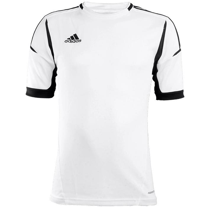 Details zu Adidas Condivo 12 JSY Herren Fußballshirt weiß Funktionsshirt Trikot NEU