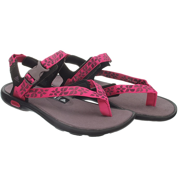 Sportex24 Markensportartikel - Adidas Libria Sandal pink Sandalen ...