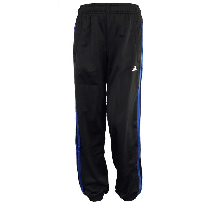 Adidas-YB-TS-Tiberio-Knit-blau-oder-rot-Kinder-Trainingsanzug-Jogginganzug-NEU Indexbild 4
