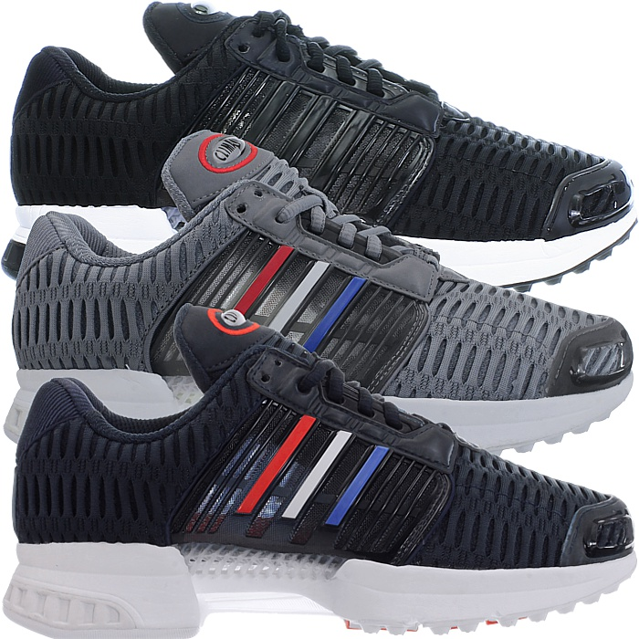 Adidas ClimaCool 1 schwarz blau grau Herren Damen Kinder