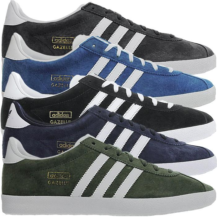 Adidas Originals Gazelle Low Shoes For Mens