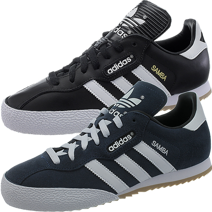 Black Tops Leather Blue Low Samba About Super Details Men's Or Suede Sneakers New Adidas WD2H9IE
