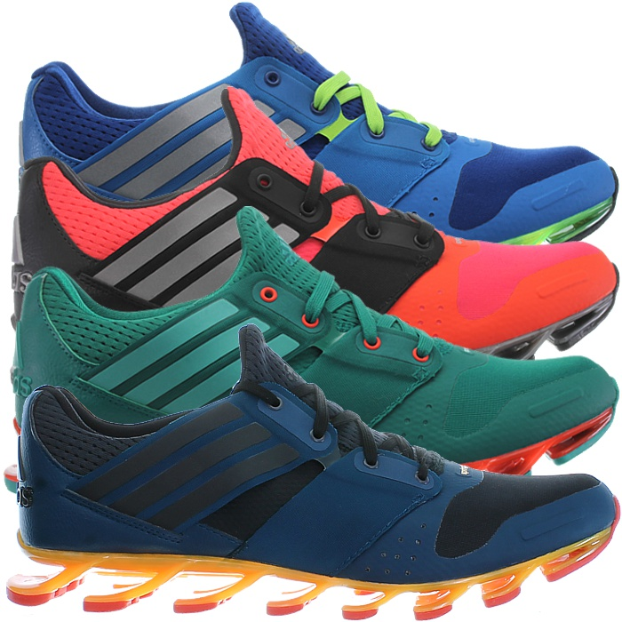 separation shoes 2730a 013fa The Springblade with its breathable upper helps you to generate maximum  explosive power, acceleration and endurance. The traditional foam midsole  has been ...
