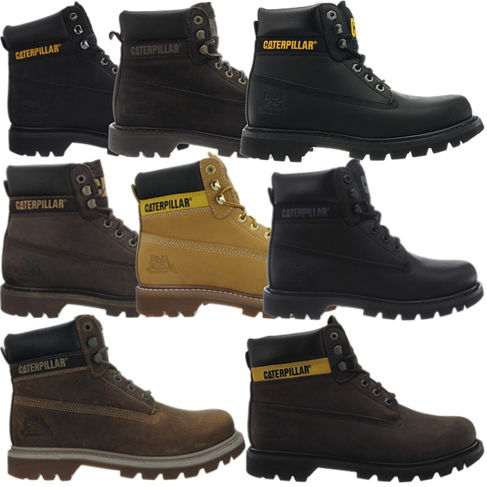 Caterpillar Colorado Herren Stiefel Chukka