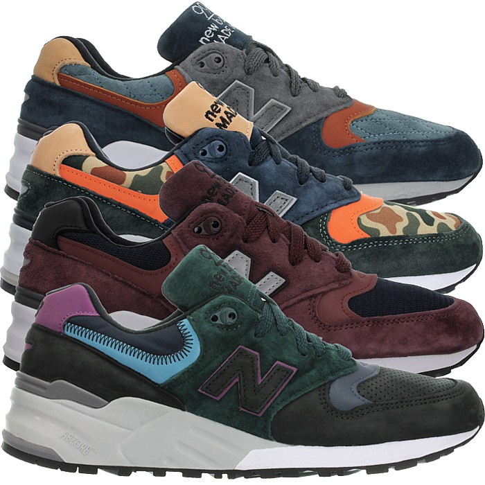Details about New Balance M999 Made in the US Men's Low-Top rare Fashion  Sneakers suede NEW