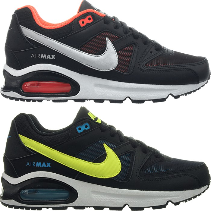 Details about Nike Air Max Command GS black 2 colours Kid's shoes Boys Girls Fashion Sneaker