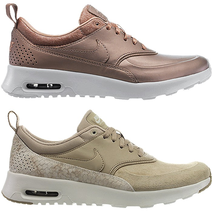 Details about Nike Air Max 90 Thea Ult PRM women's low top sneakers casual shoes NEW