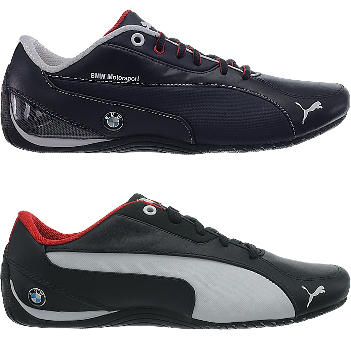 The PUMA Drift Cat 5 in the BMW-Edition is the update of the classic  motorsport silhouette for your new style! Made of genuine leather with BMW  propeller ... 27f11a7d0