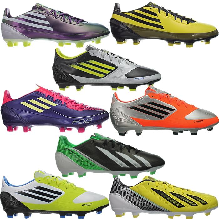 Details zu Adidas F30 TRX FG Fußballschuhe Nocken lila schwarz gelb silber orange NEU OVP
